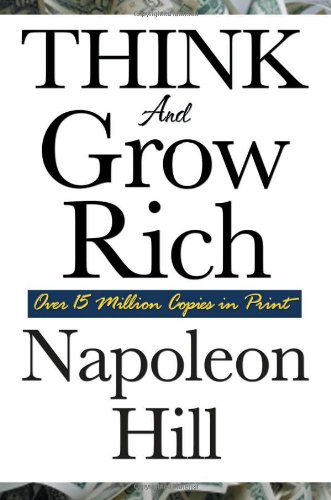 Think and Grow Rich Review book cover