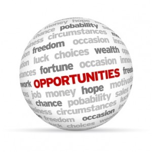Say 'Yes' to Opportunities
